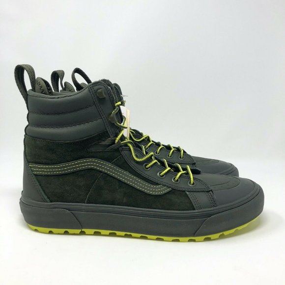 Vans Other - NEW VANS Sk8 Hi Boot MTE 2 Mens Shoes Boots sz 12